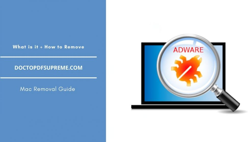 Remove Doctopdfsupreme.com From Mac