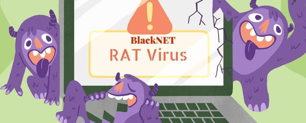 How To Remove BlackNET Virus