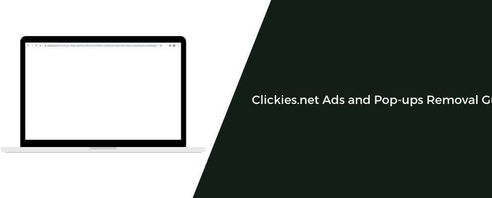How To Remove Clickies.net Redirect Pop-ups From Browsers