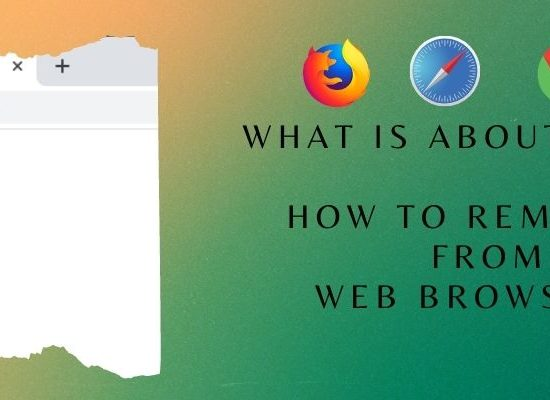 How To Remove about_blank From Web browsers