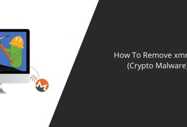How To Remove xmr-stak.exe (Crypto Malware) Virus
