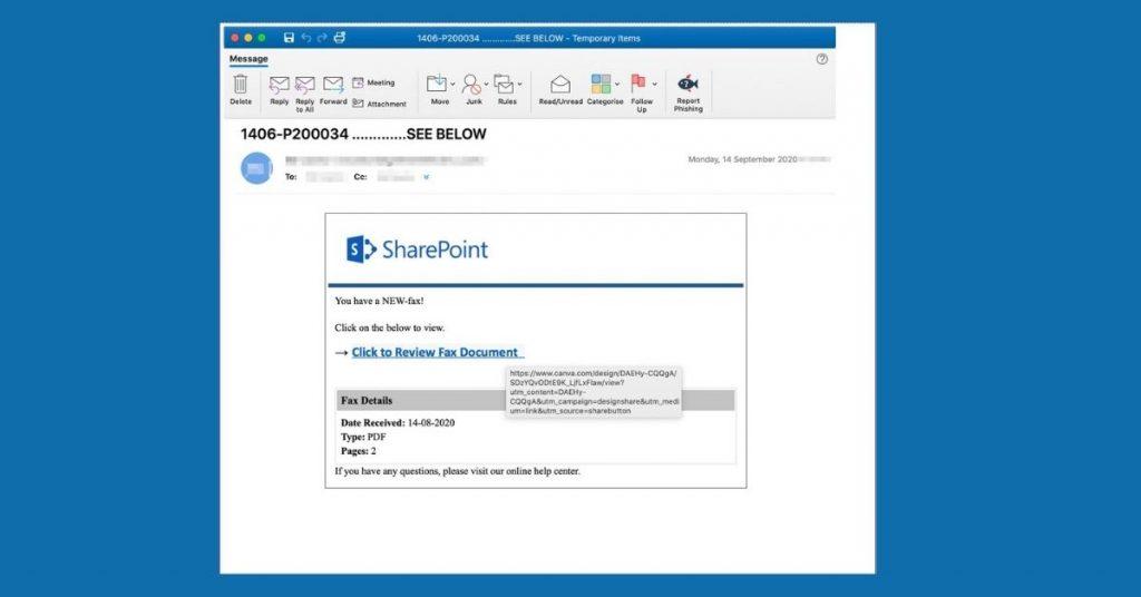 Online Designing Platform Canva Abused In Credentials Phishing 1