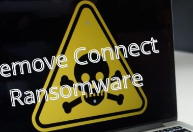 How To Remove Connect Ransomware From Infected PC