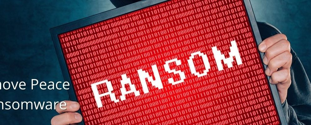 How To Remove Peace Ransomware From Infected System