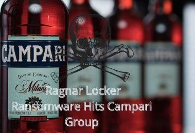 Ragnar Locker Ransomware Hits Campari Group