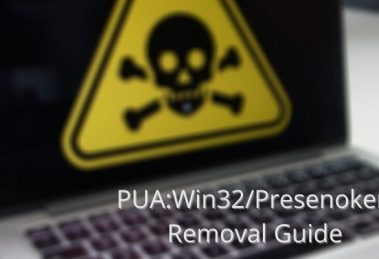 How To Remove PUA_Win32_Presenoker Virus