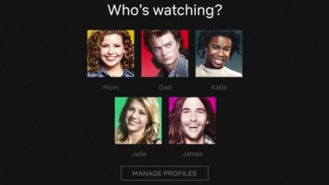 Netflix New Profile Icons