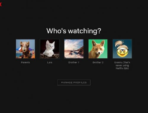 Netflix Adds a Bunch of New Profile Icons