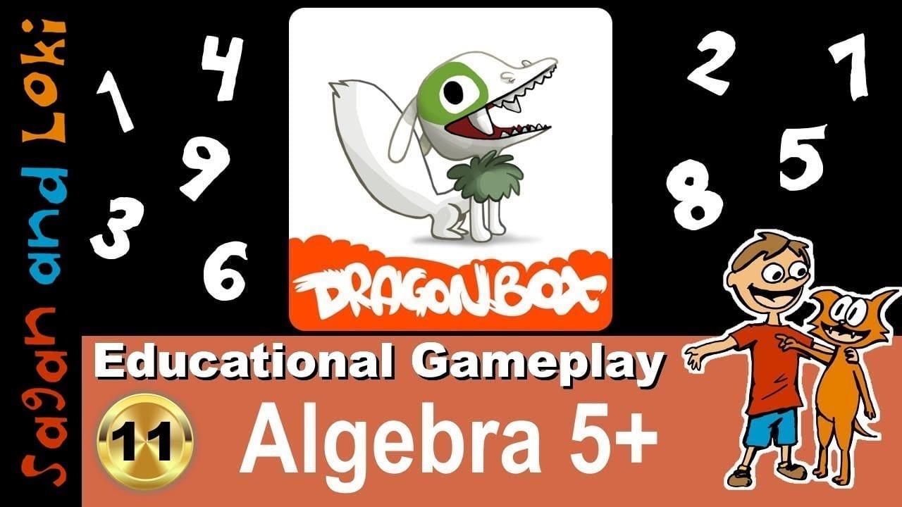dragonboxalgebra-5 educational app