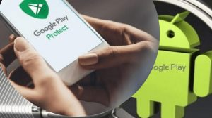 How to enable Google play protect on Android