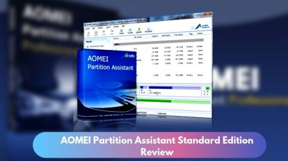 AOMEI Partition Assistant Standard Edition Review