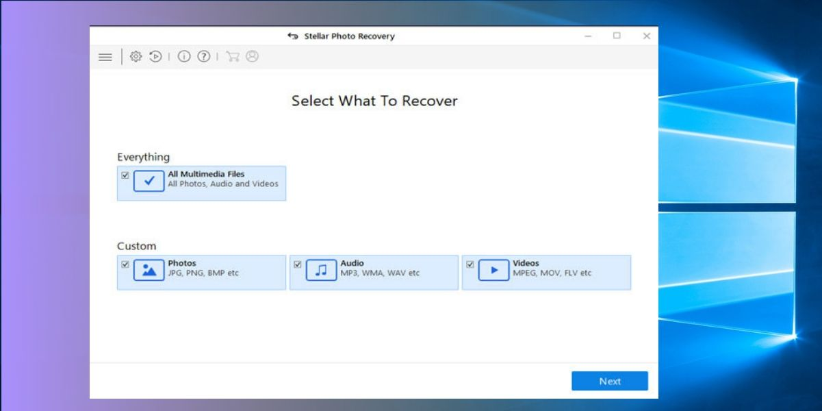 How to Recover Deleted Photos from Windows 1