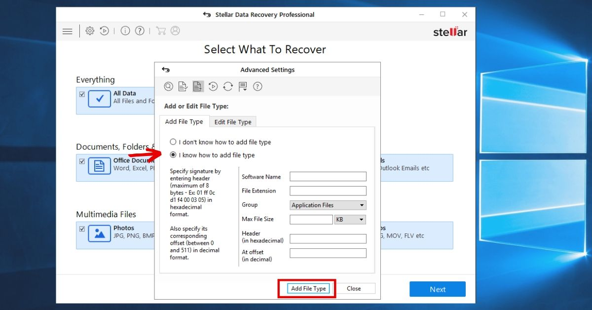 How to Recover Lost or Deleted Files from RAW Disk on Windows OS 3