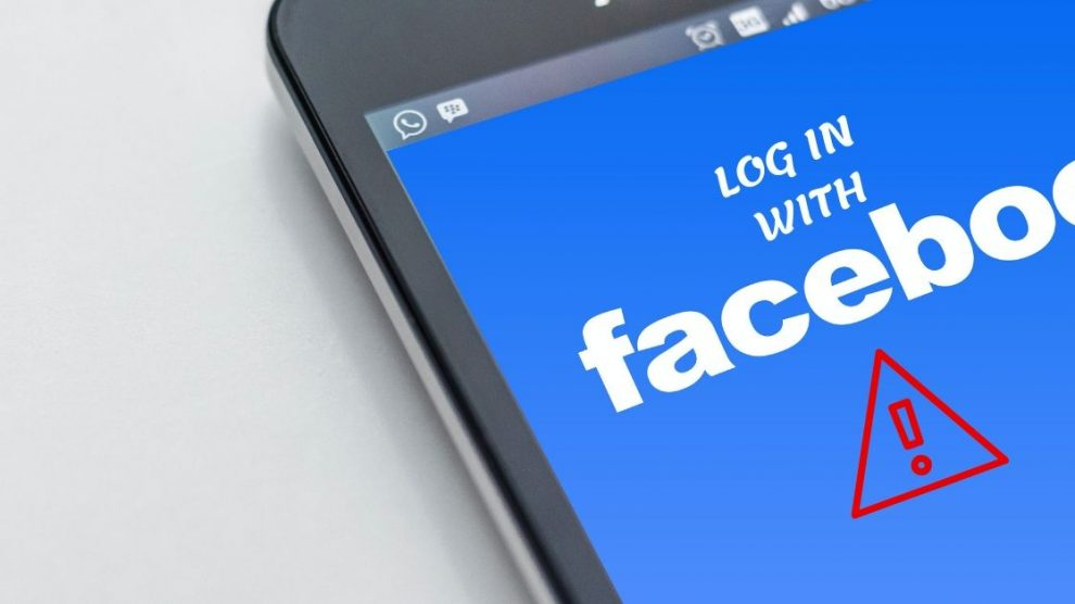 """Why You Should Stop Using """"Login with Facebook"""""""