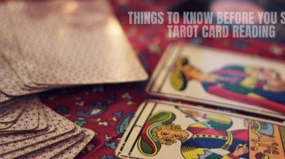Things To Know Before You Start Tarot Card Reading