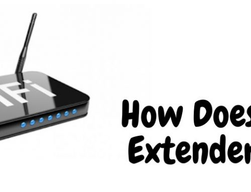 How Does a Wi-Fi Extender Work?