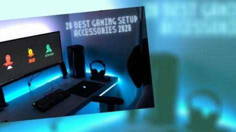 20 Best Gaming Setup Accessories 2020