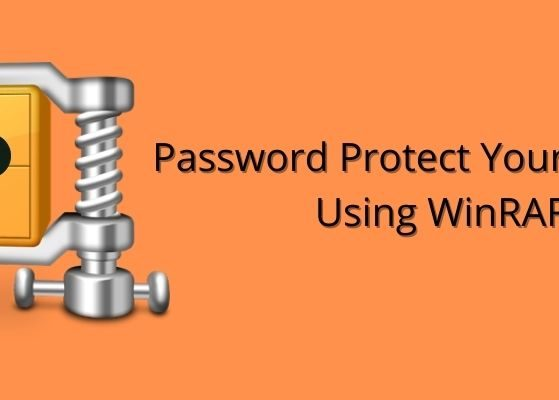 How To Password Protect Your Zip Files Using WinRAR