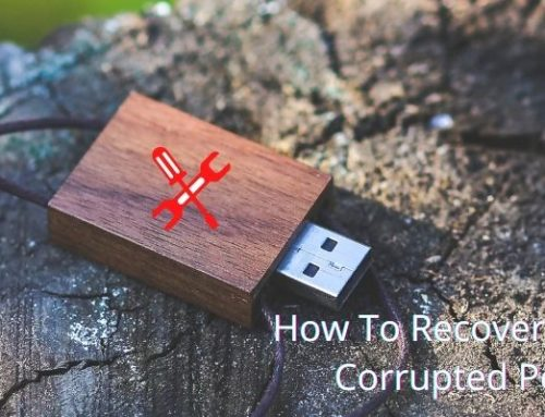 How To Recover Data From Corrupted Pen Drive(Both using CMD and Recovery Software)