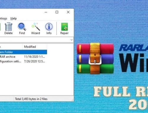 WinRAR Review-Best File Compression Tool of 2021